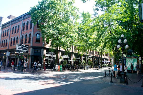 Step Into History in Vancouver's Gastown
