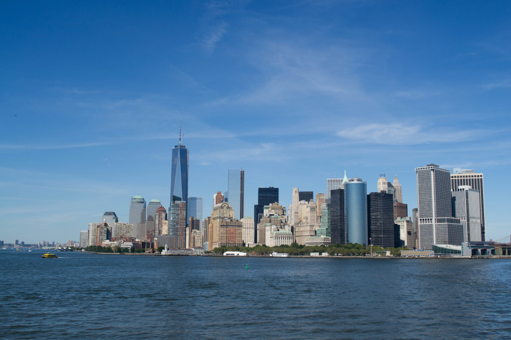 New York City Skyline | packmeto.com