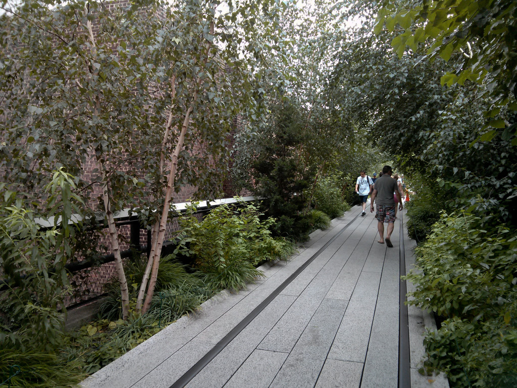 Walking the highline | packmeto.com