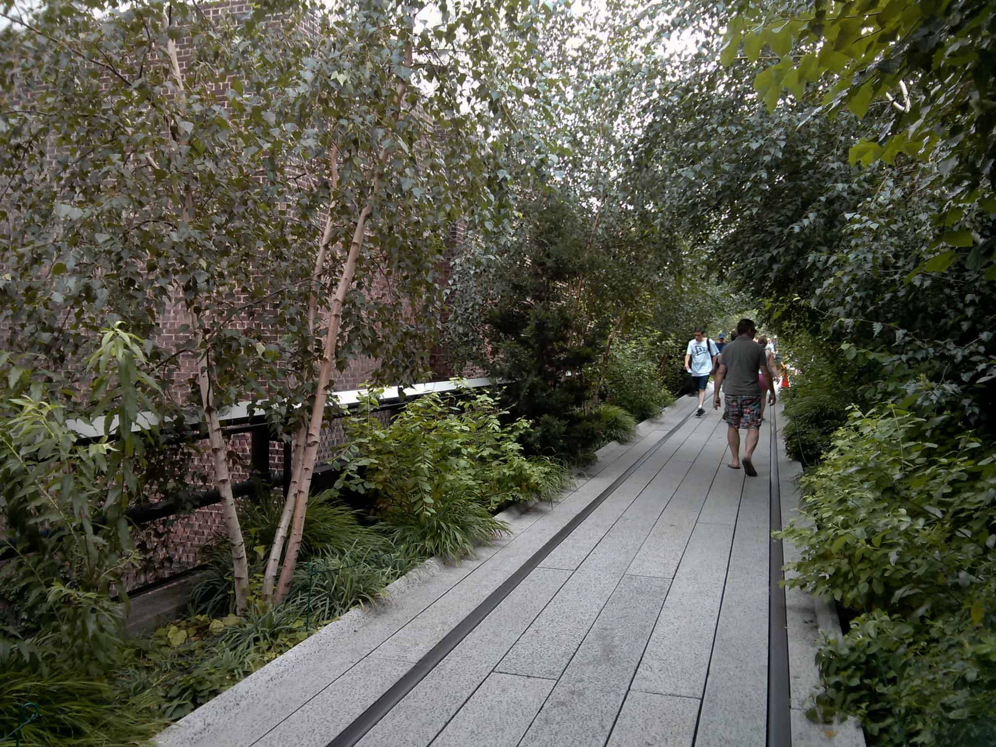The NYC High Line – History, Reinvented