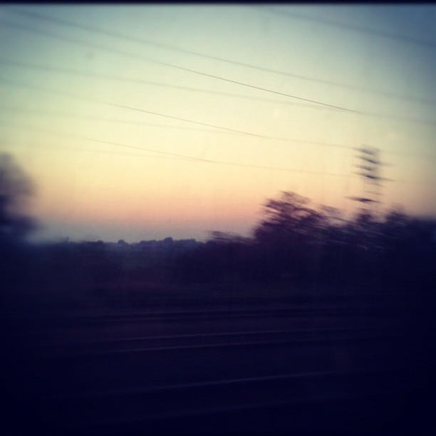 Serbia Train