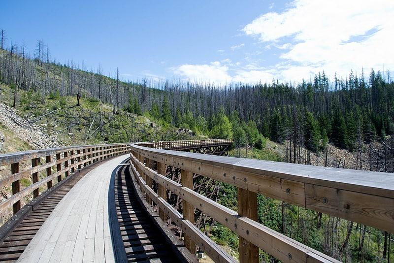 Myra Canyon Trestle Bridge | packmeto.com