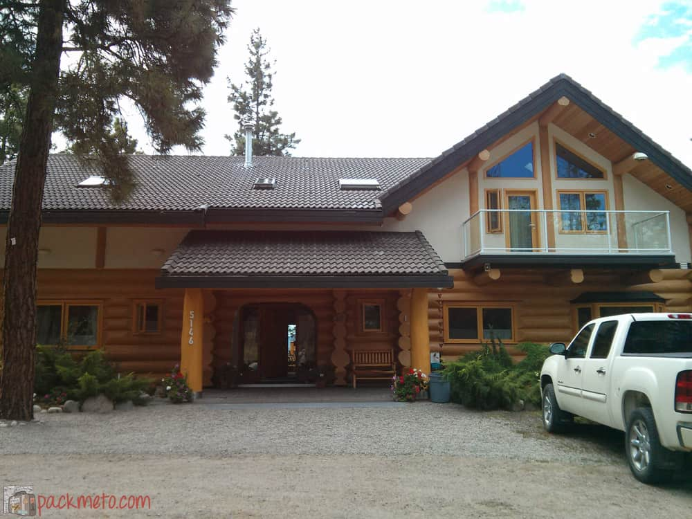 Log Home B&B