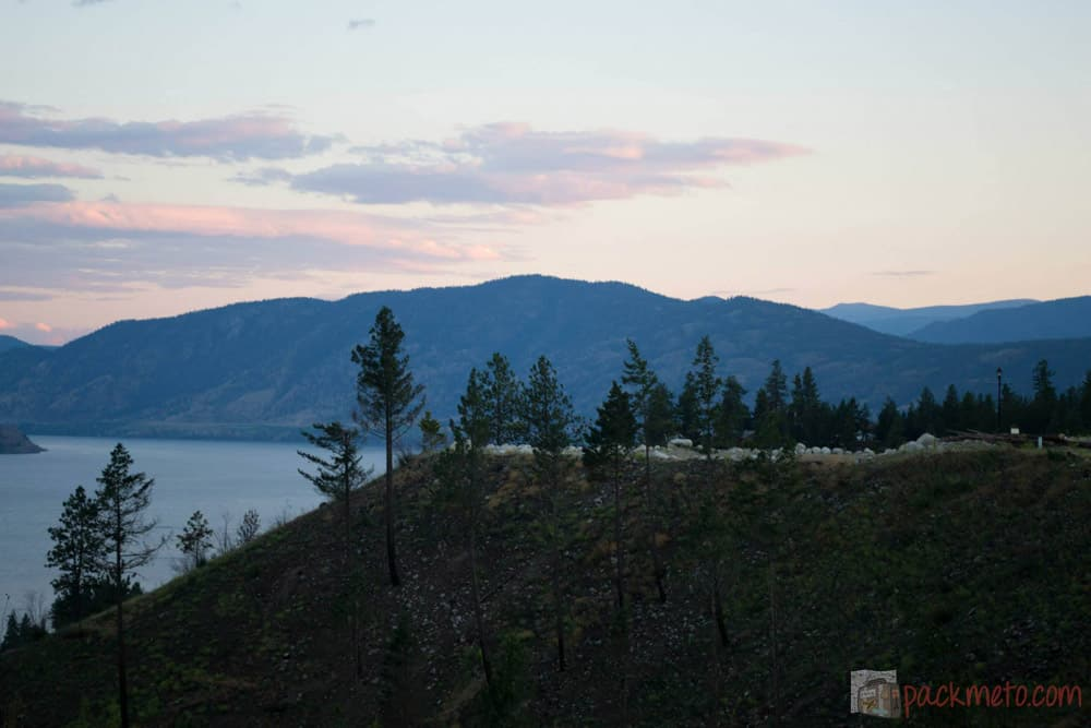 Peachland B&B View