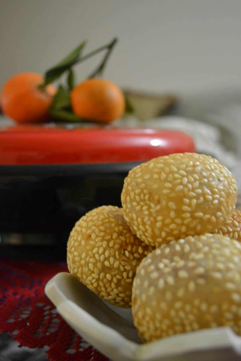The Best Part of Chinese New Year – the Food