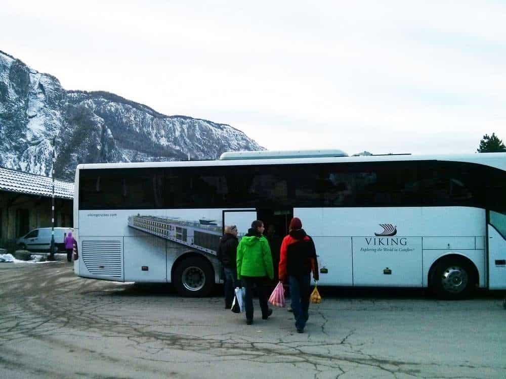 SkiJam Bus