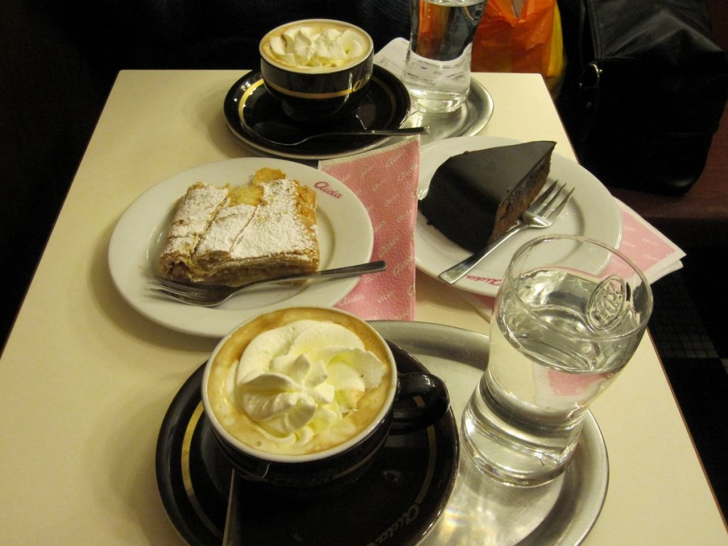 The Cafe and Cakes of Vienna | packmeto.com
