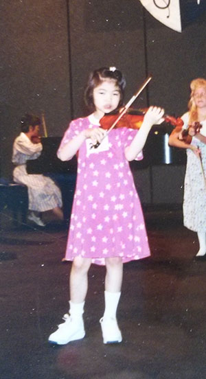 Me aged 8 rocking the polka dot dress and sneakers. Go 90s!