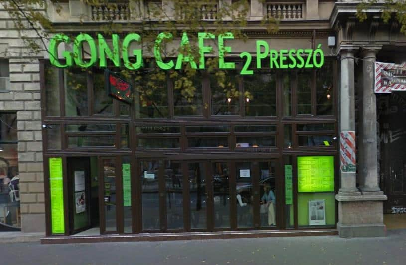 Because I forgot to take a photo, you get this lovely image courtesy of Google Street View.