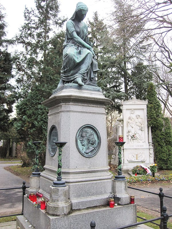 Mozart-Grave-Upclose