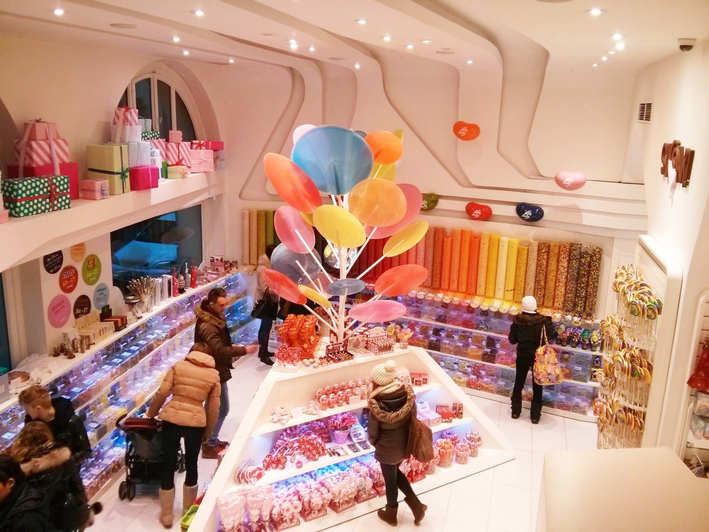 Does this not look like a sugar lover's heaven?