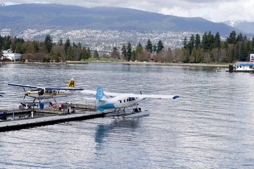 Vancouver Seaplanes Harbour Air