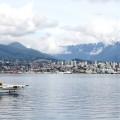 No rain? It's a rarity in Vancouver!