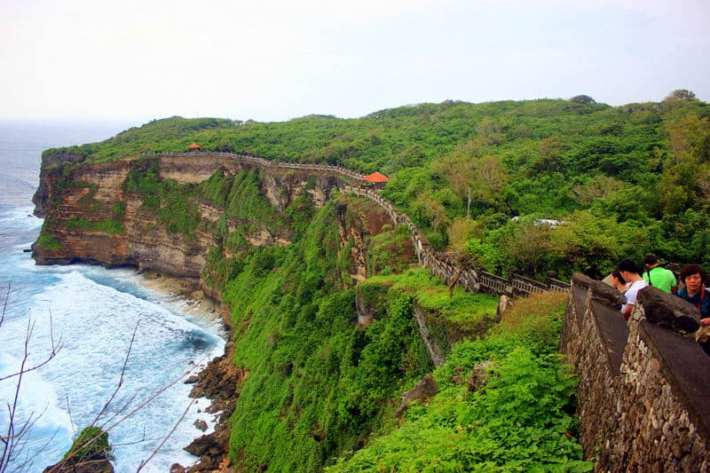 Pura Luhur (Uluwatu) Temple - The 3 Most Beautiful Temples Not to Miss in Bali, Indonesia