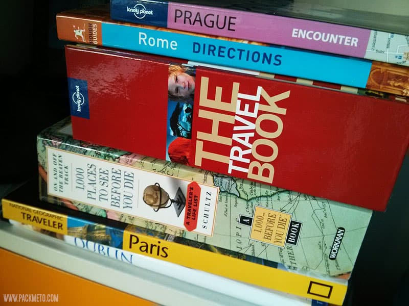 Travel Planning – Do You Do It?