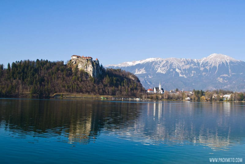 A Perfect Day at Lake Bled, Slovenia