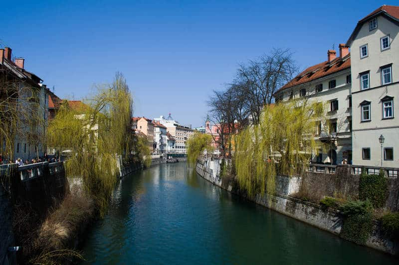 7 Free Things To Do in Ljubljana