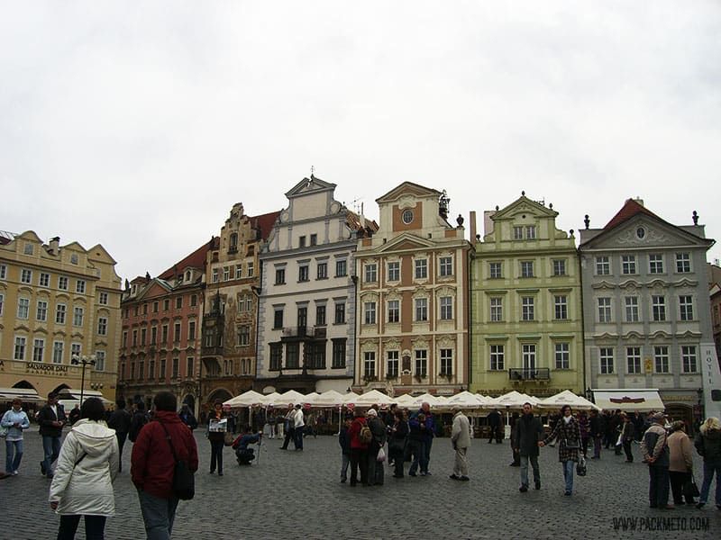 The Diverse Architecture of Prague | packmeto.com