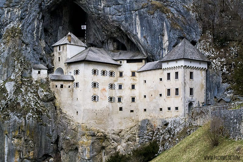 Predjama Castle – Not Your Typical Castle