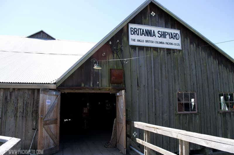 Britannia Shipyards Building