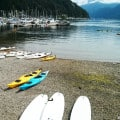 Deep Cove Beach