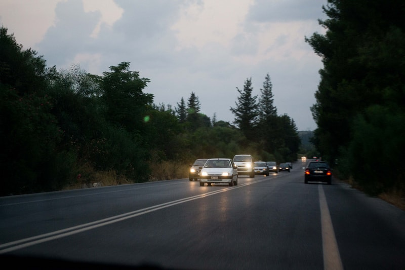 A Foreigner's Guide to Driving on Crete