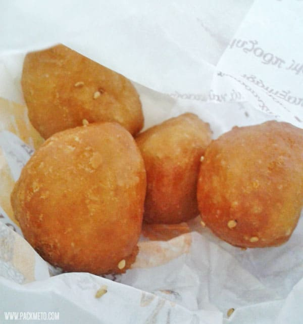 Loukoumades | 10 Things You Must Eat in Greece | packmeto.com