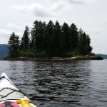 Kayaking in Deep Cove, Vancouver