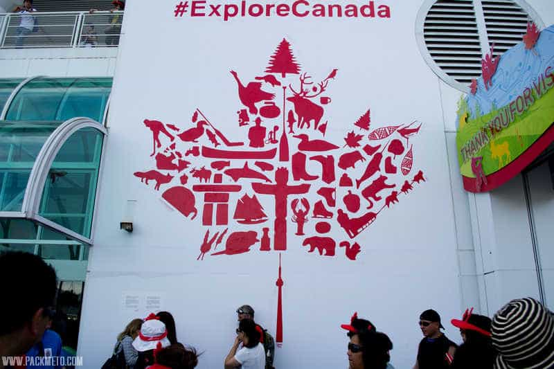 Explore Canada | Celebrating Canada Day in Vancouver | packmeto.com