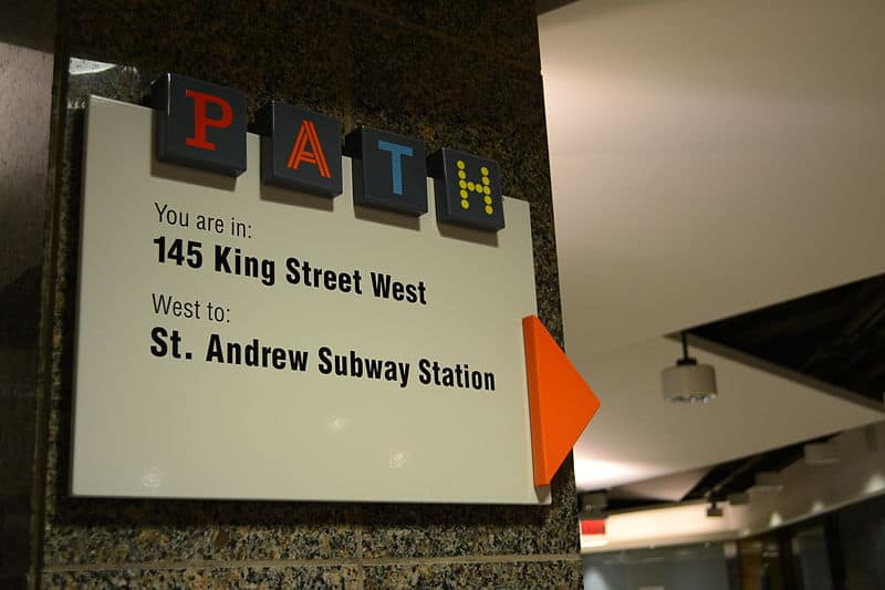 PATH Toronto Underground | 25 Things You Didn't Know About Canada | packmeto.com