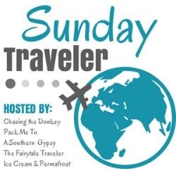 Celebrating One Year of #SundayTraveler + A Giveaway!