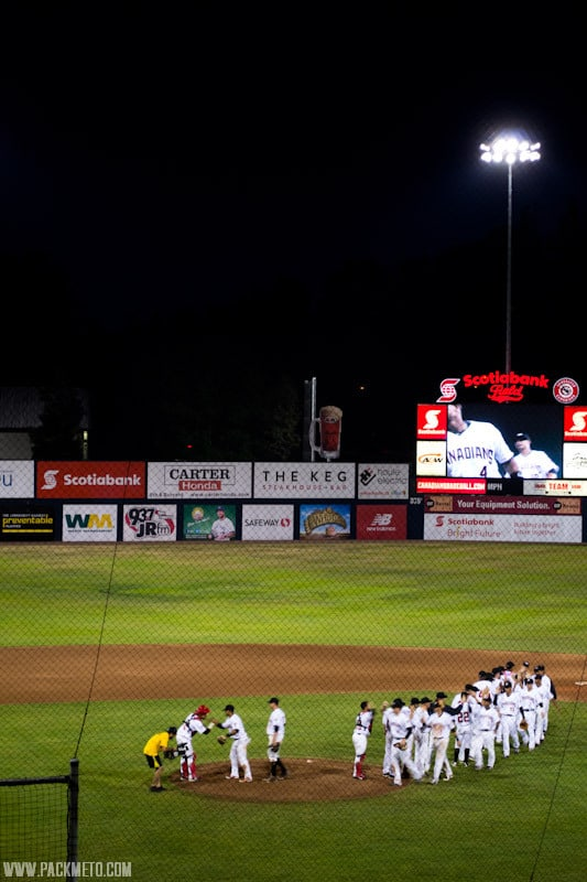 Vancouver Canadians Winners