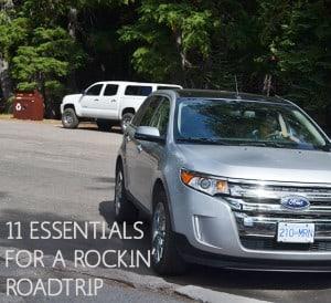 11 Essentials for a Rocking Roadtrip