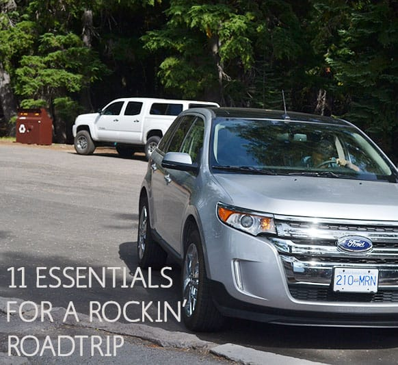 11 Essentials for a Rockin' Road Trip | packmeto.com