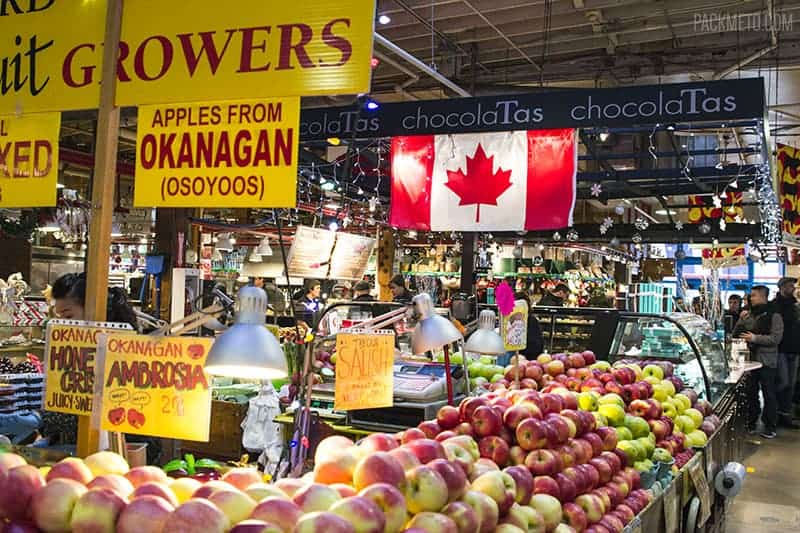 Inside Granville Island Public Market | Vancouver, Canada | Best of Vancouver in 8 hours