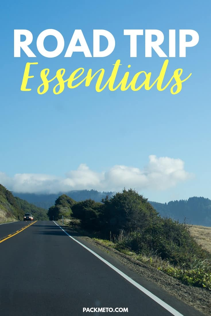 Don't forget to pack these essentials for your road trip vacation and adventures this summer! | via @packmeto