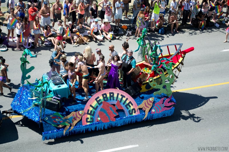 Vancouver Pride 2014 Celebrities