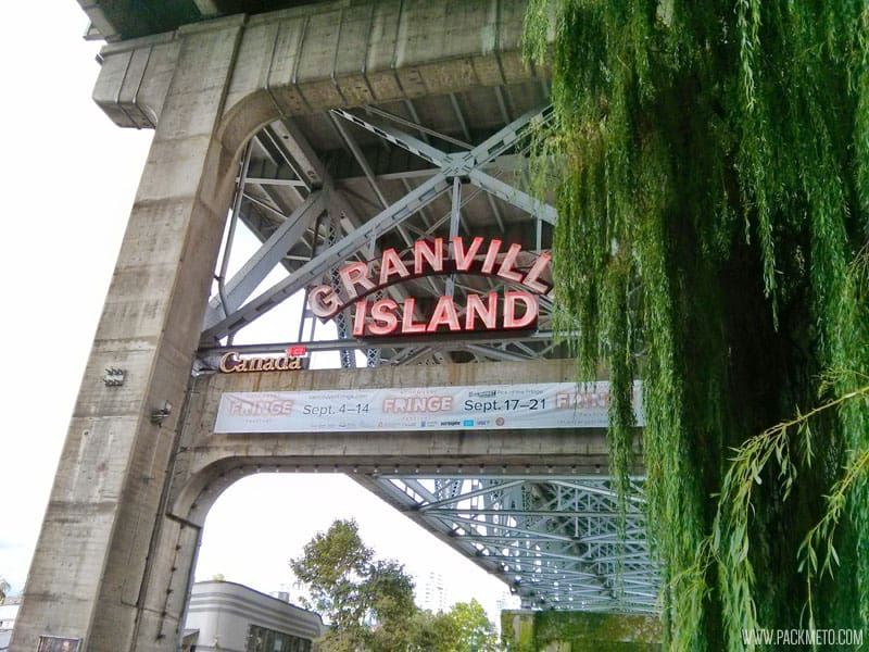 Granville Island – Where Art Meets the Great Outdoors (and Lots of Food!)
