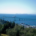Overlooking the Astoria-Megler Bridge
