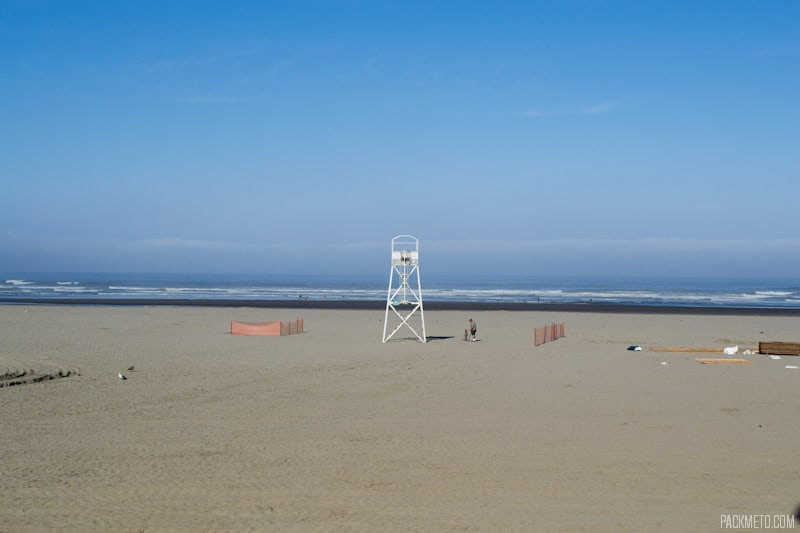 Seaside Beach - Impressions of Seaside, Oregon | packmeto.com