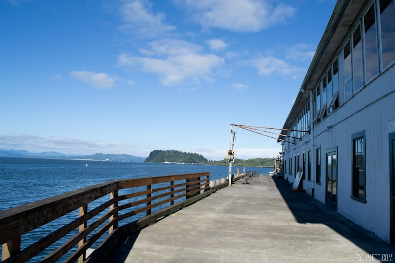 Walking Pier 39 | 3 Hours in Astoria Oregon | packmeto.com