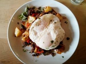 Bijou Cafe Chorizo