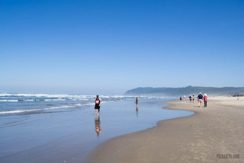 Cannon Beach Sand