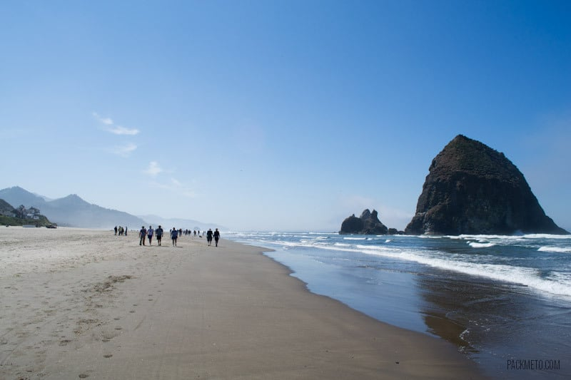 The Beautiful Beaches of the Oregon Coast