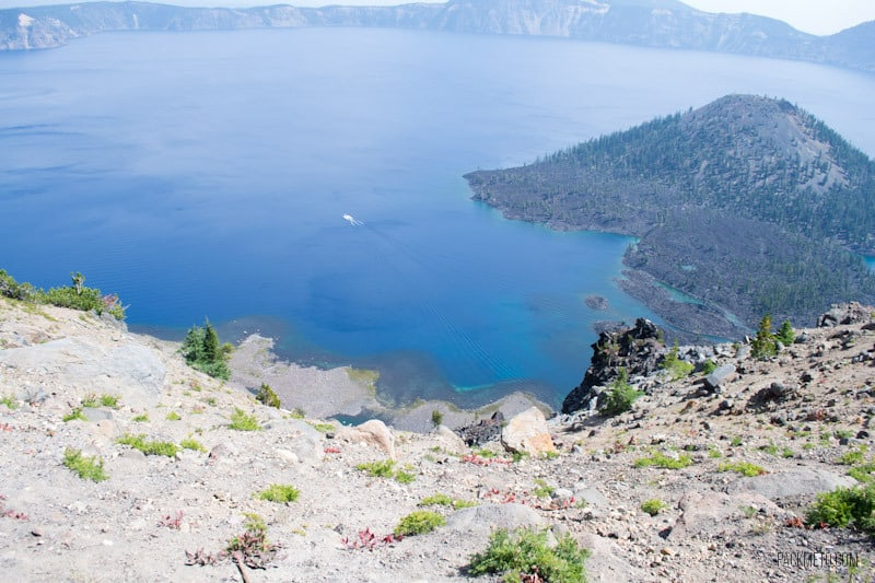 Crater Lake Boat Tour - A day at Crater Lake National Park | packmeto.com