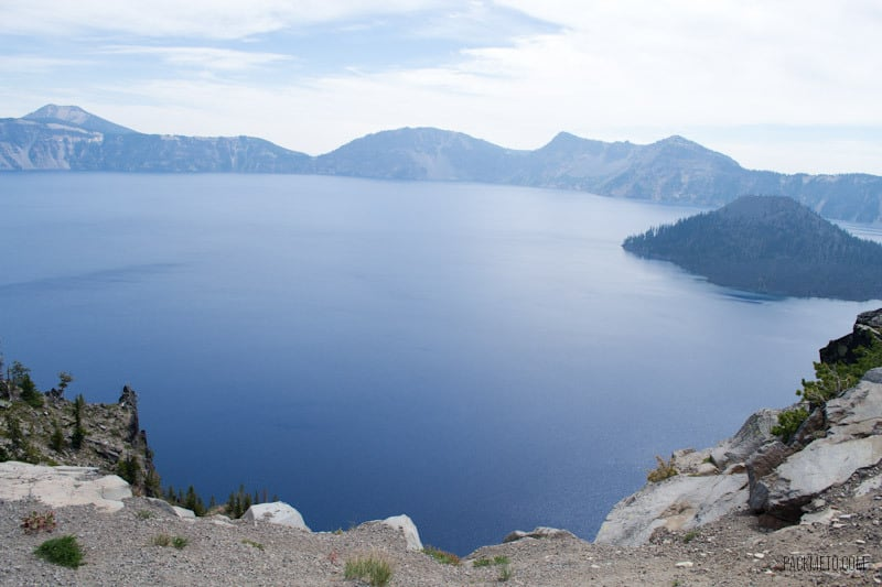 A day at Crater Lake National Park | packmeto.com