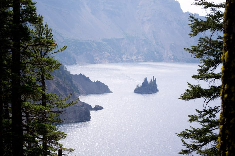 Phantom Ship - A day at Crater Lake National Park | packmeto.com