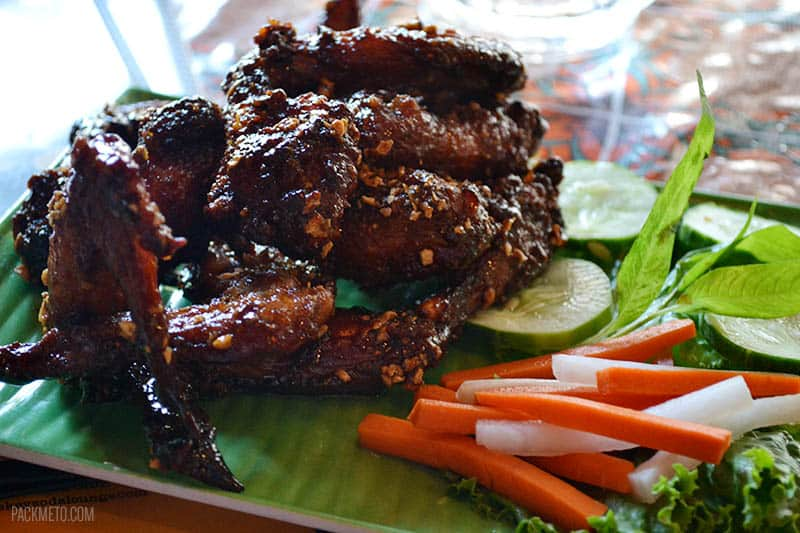 Pok Pok Fish Sauce Wings - A Quick Tour Through the Portland Food Scene | packmeto.com