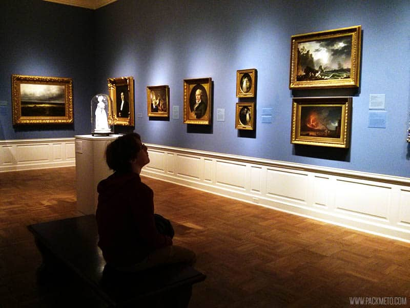 Portland Art Museum | 7 Free Things To Do in Portland, Oregon | packmeto.com
