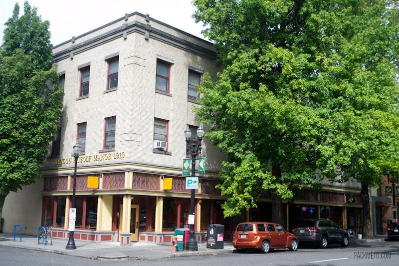 Oregon Portland Strett